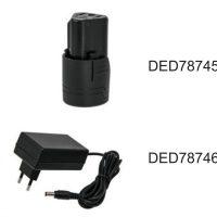 AKUMULATOR 12V DO WKRĘTARKI DED7874