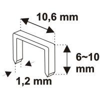 ZSZYWACZ MŁOTKOWY 6-10mm