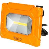 LAMPA HALOGEN. 50W COB-LED,3000LM,2x230V,2xUSB
