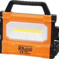 LAMPA HALOGENOWA COB-LED 30W + 20W, 4500 LM, 230V