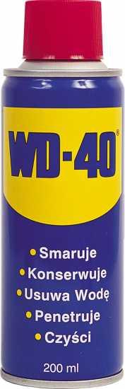 PREPARAT WIELOFUNKCYJNY WD-40 200ML