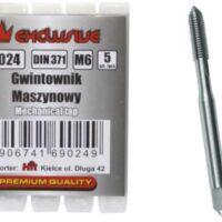 GWINTOWNIK MASZYNOWY M5X0,8